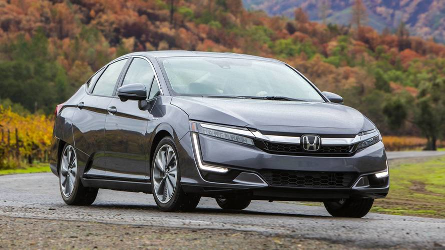 2018 Honda Clarity Phev First Drive Plugging Into The