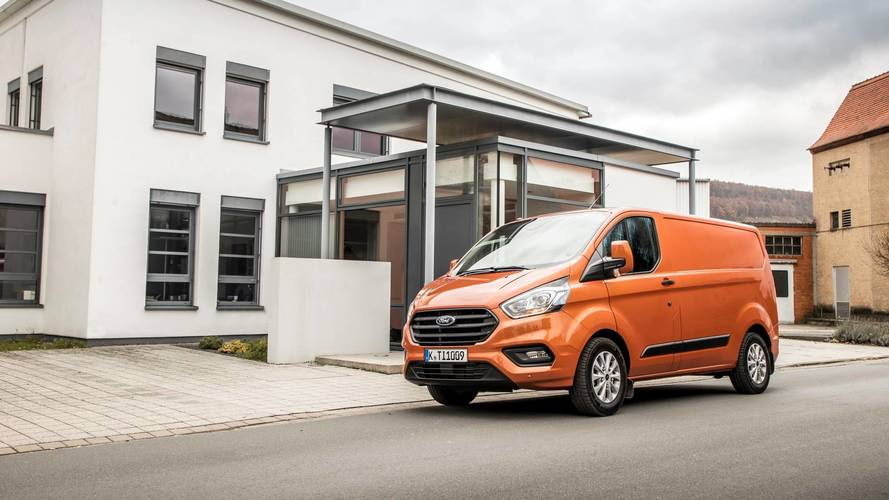Brexit could see Ford transit out of the UK completely