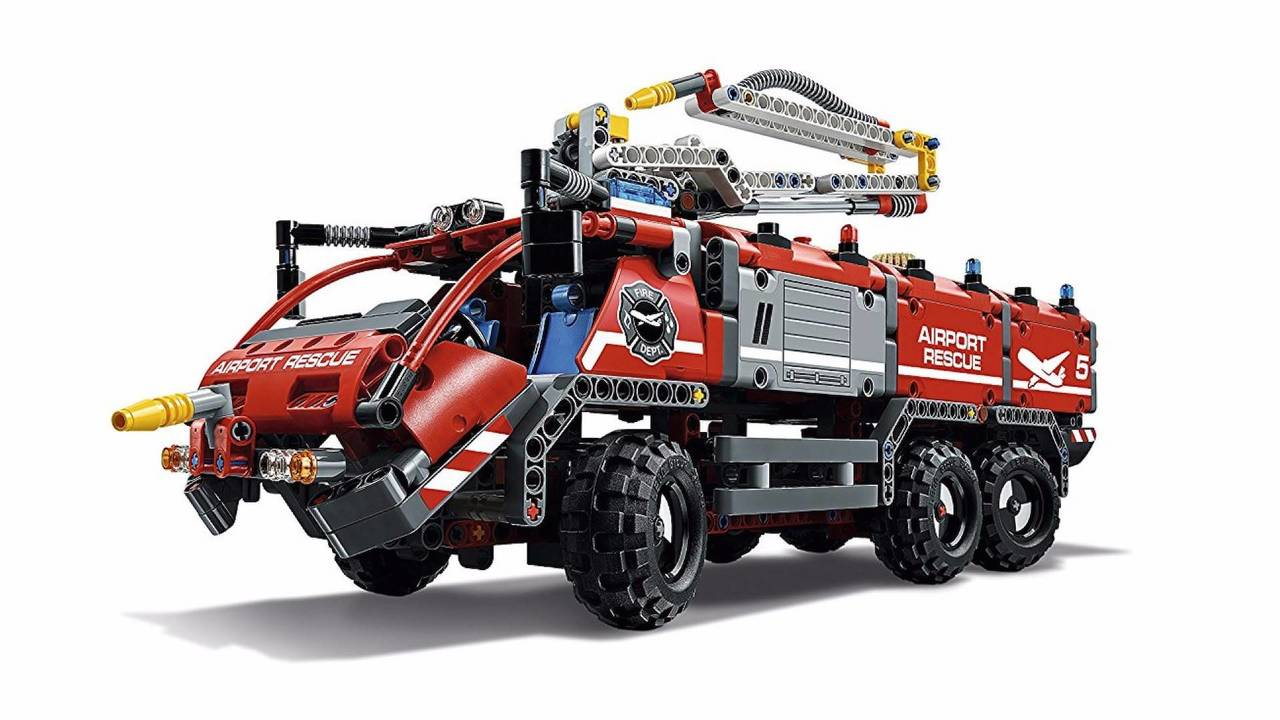 Airport Rescue Vehicle