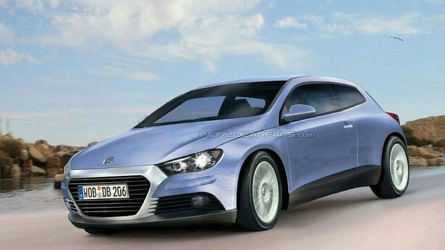 Geneva Premiere for Volkswagen Scirocco