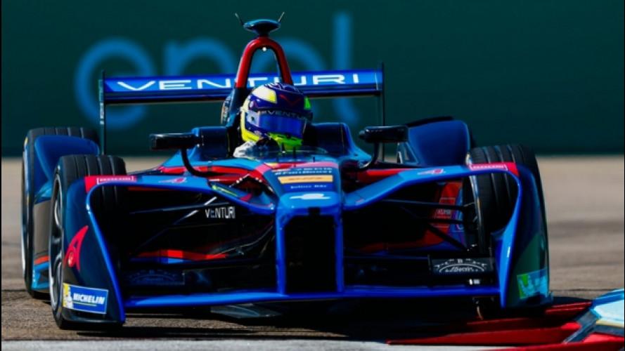 Formula E, si correrà a Roma il 14 aprile 2018