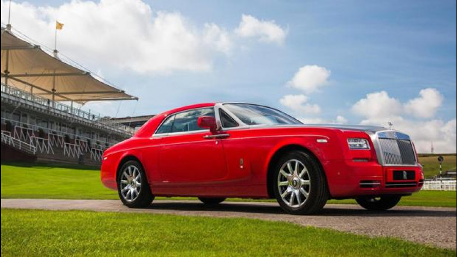 Rolls-Royce Phantom, Coupé al galoppo