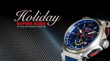 Car Lover's Guide To Awesome Holiday Gift Giving