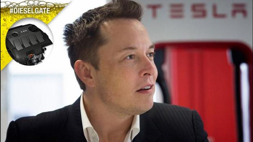 Musk, boss di Tesla: