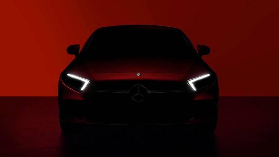 Mercedes yeni CLS'in teaser'ını yayınladı