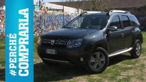 Dacia Duster, perché comprarla... e perché no [VIDEO]