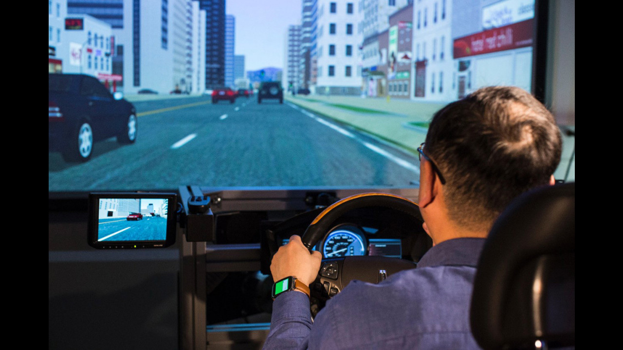 Ford Wearables Research Lab Feature