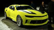 Chevy Camaro AutoX concept live photos