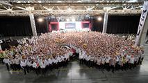 Toyota Sakarya Fabrikası çalışanları