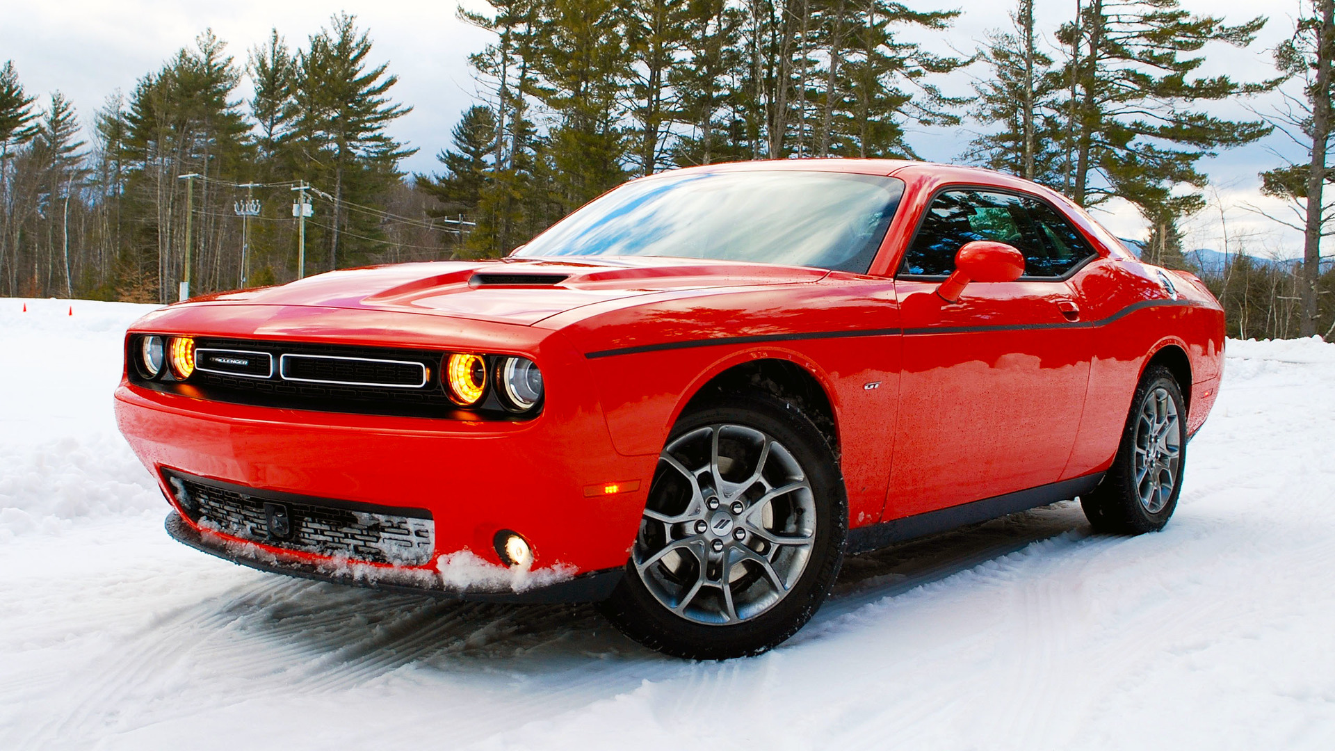 2017 Dodge Challenger GT First Drive: Don't worry, it can ...