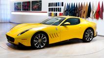 Ferrari SP 275 rw competizione photos officielles
