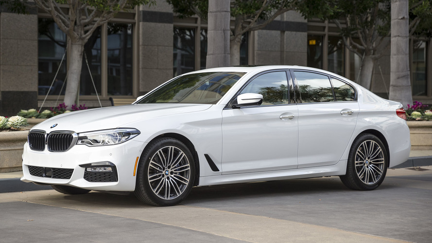 Return Of The Diesel: BMW 540d Going On Sale In U.S. Next Month