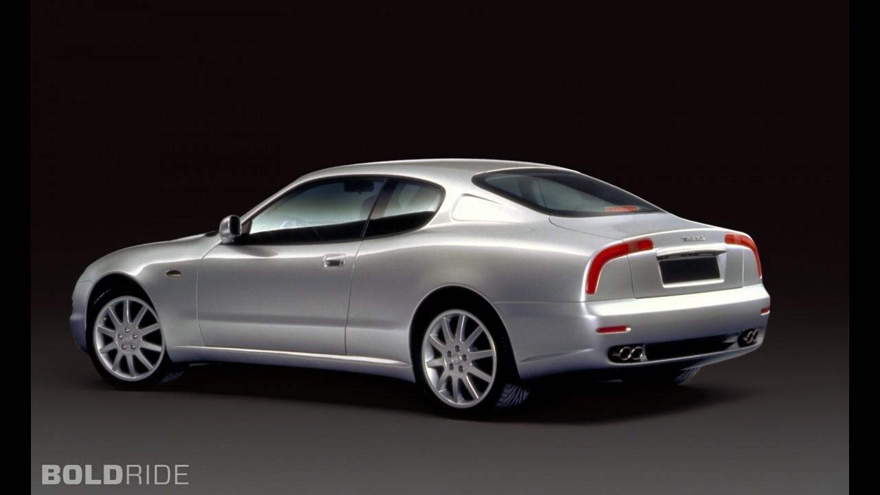 Italdesign Maserati 3200