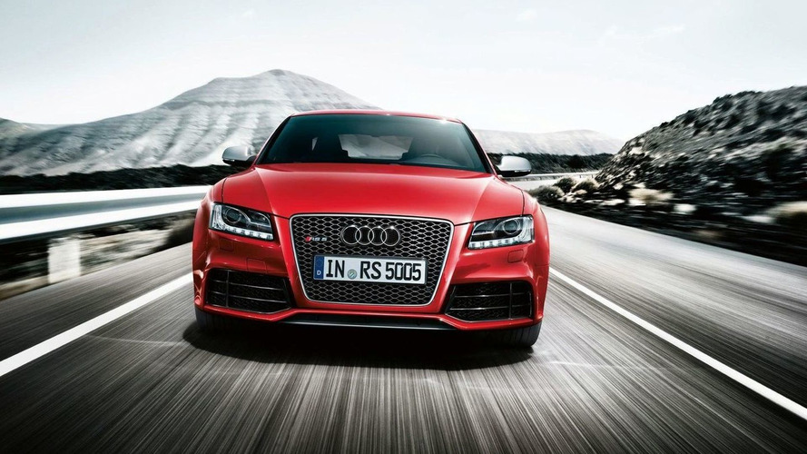 Audi RS5 Leaked - High Res Photos