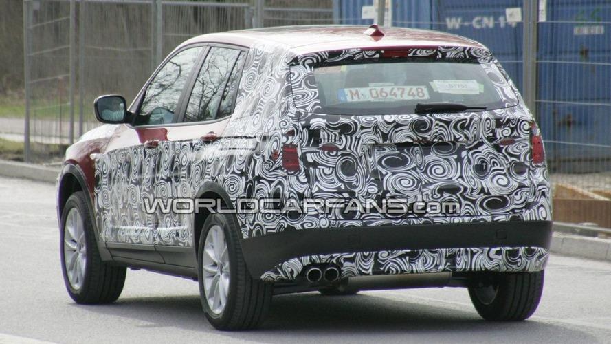 2011 BMW X3: Up Close & Personal [Spy Video]