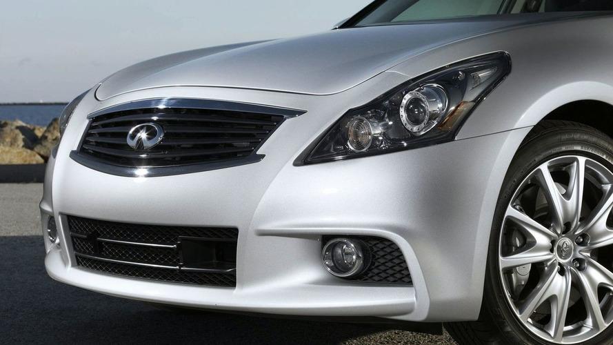 2010 Infiniti G37 Sedan Facelift Revealed
