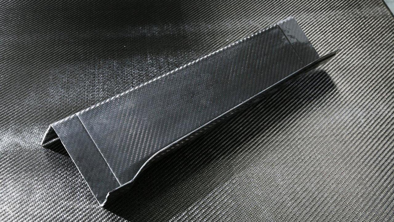 Lamborghini TechDay Lightweight Design: CFRP Technology 22.02.2011