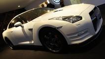 2012 Nissan GT-R facelift live in Paris 30.09.2010
