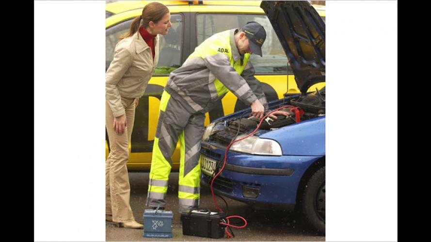 Auch bei Hitze macht die Autobatterie schlapp