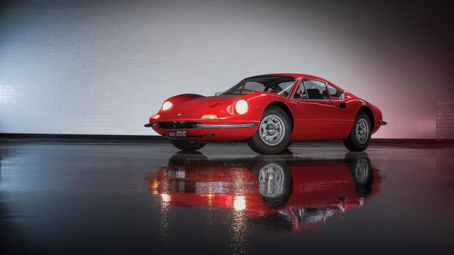 Ferrari Dino'nun geleceği kesin değil