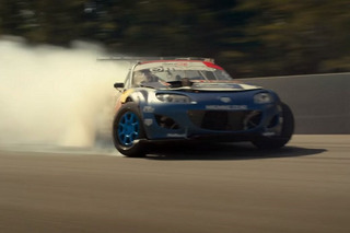 Mad Mike Whiddett Shakes Down His New RADBUL Drift Car