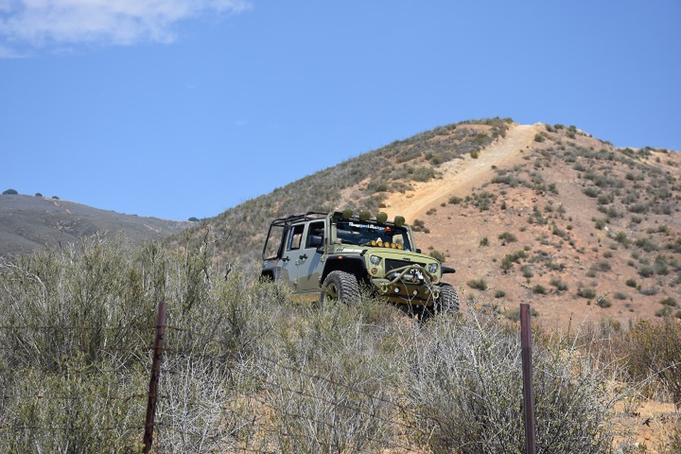 Testing Rugged Ridge's Kilroy Jeep Wrangler Didn't Go As Planned: First Drive
