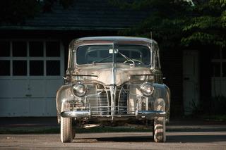 The Ghost in the Machine: The 1939 Plexiglass Pontiac