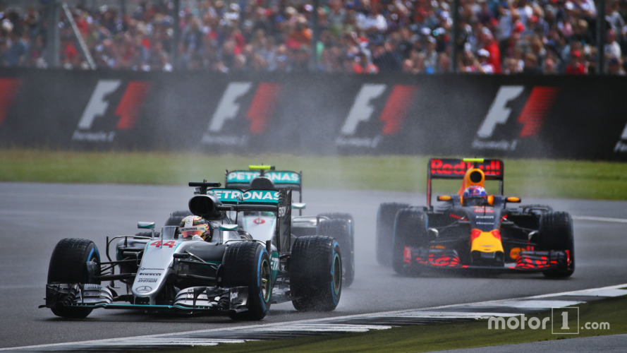 F1 British Grand Prix - Results