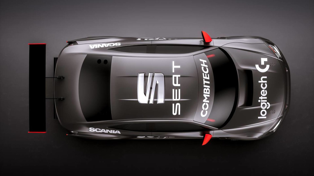 2016 SEAT Leon STCC