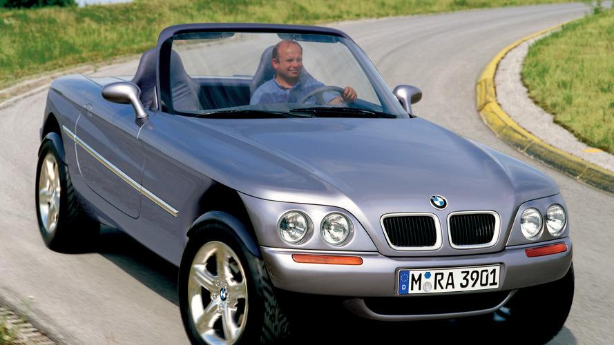 BMW Z18 Concept (1995) - Le roadster qui voulait devenir SUV