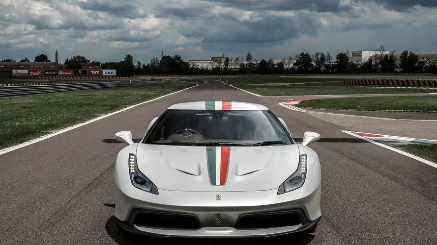 Ferrari : les chiffres de ventes pour 2016 au beau fixe !