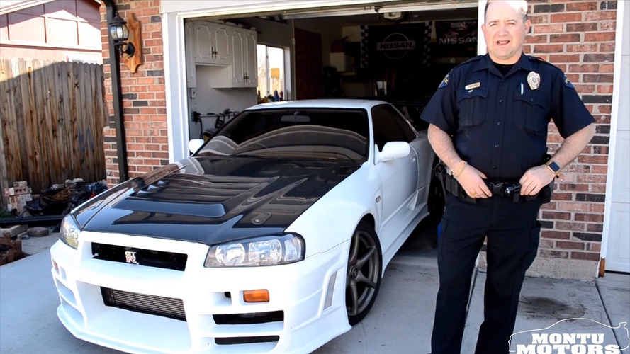 Police officer imported the first Nissan Skyline GT-R into U.S.