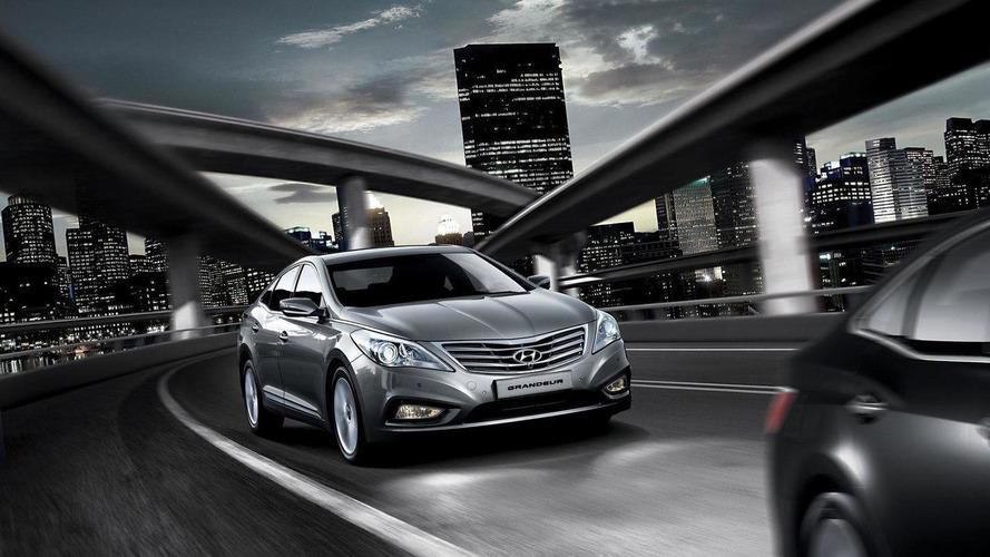 U.S.-spec 2012 Hyundai Azera set for L.A. Auto Show debut