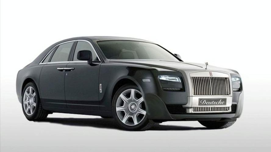 Rolls-Royce Ghost 'Numero Uno' by Deutsche Manufaktur for Sale - 450K euros