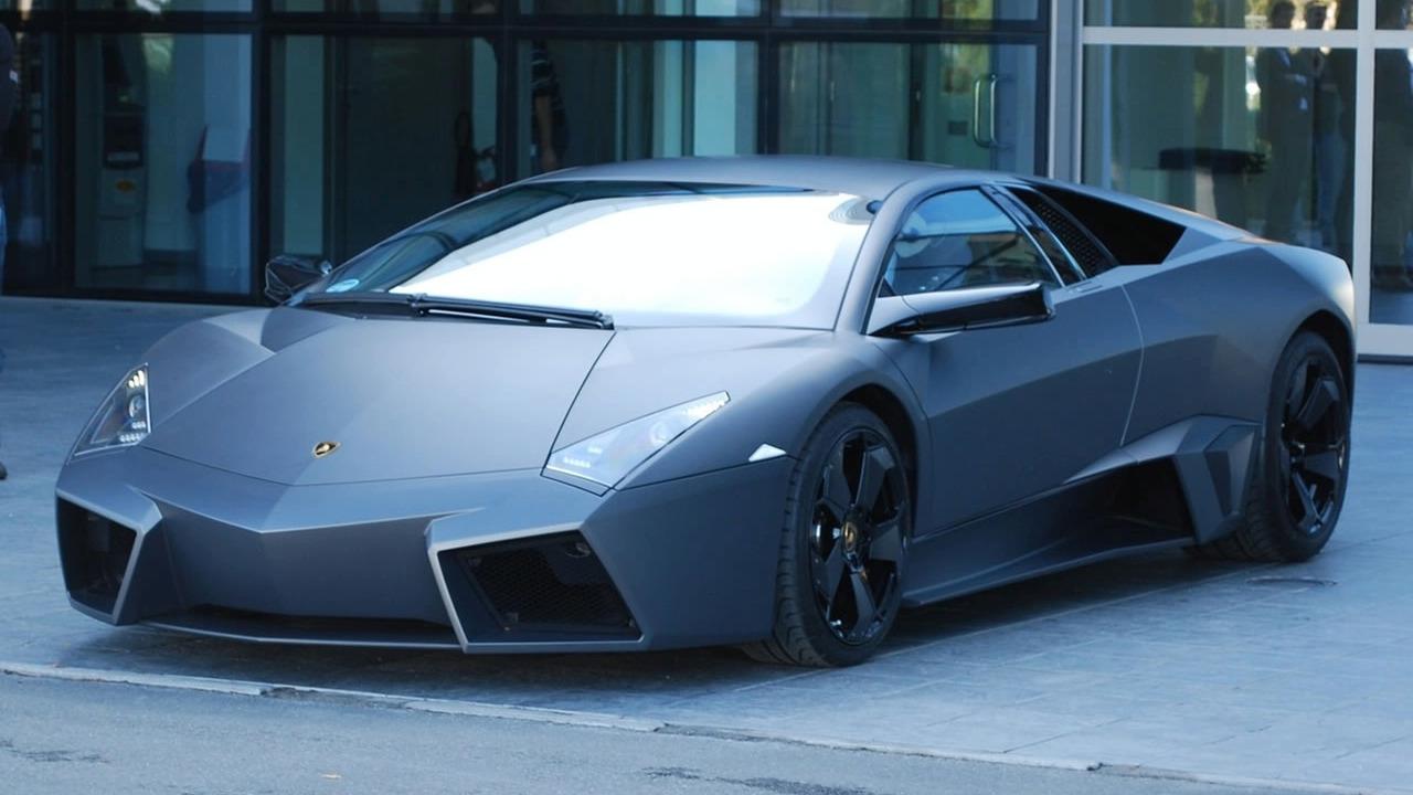 Final Lamborghini Reventon