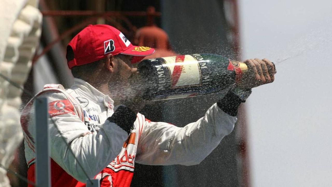 Lewis Hamilton (GBR), McLaren Mercedes, European Grand Prix, Sunday Podium, 27.06.2010 Valencia, Spain