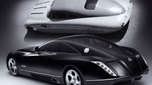 Maybach Exelero Show Car
