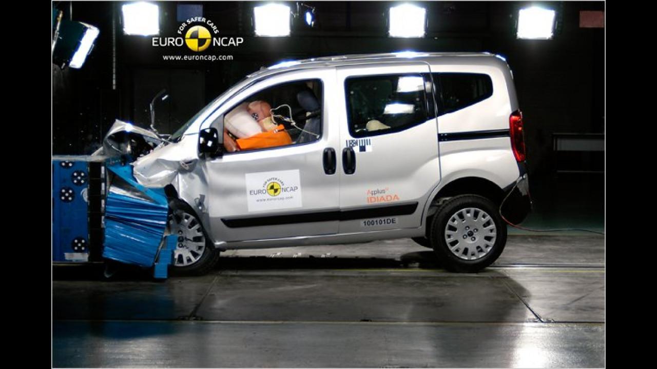 Testverlierer 2010: Citroën Nemo