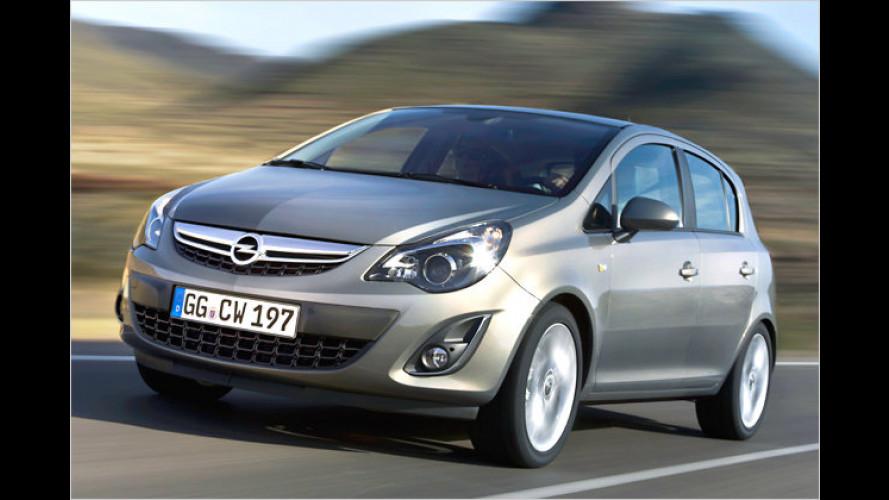 Opel: Probleme beim neuen Corsa?