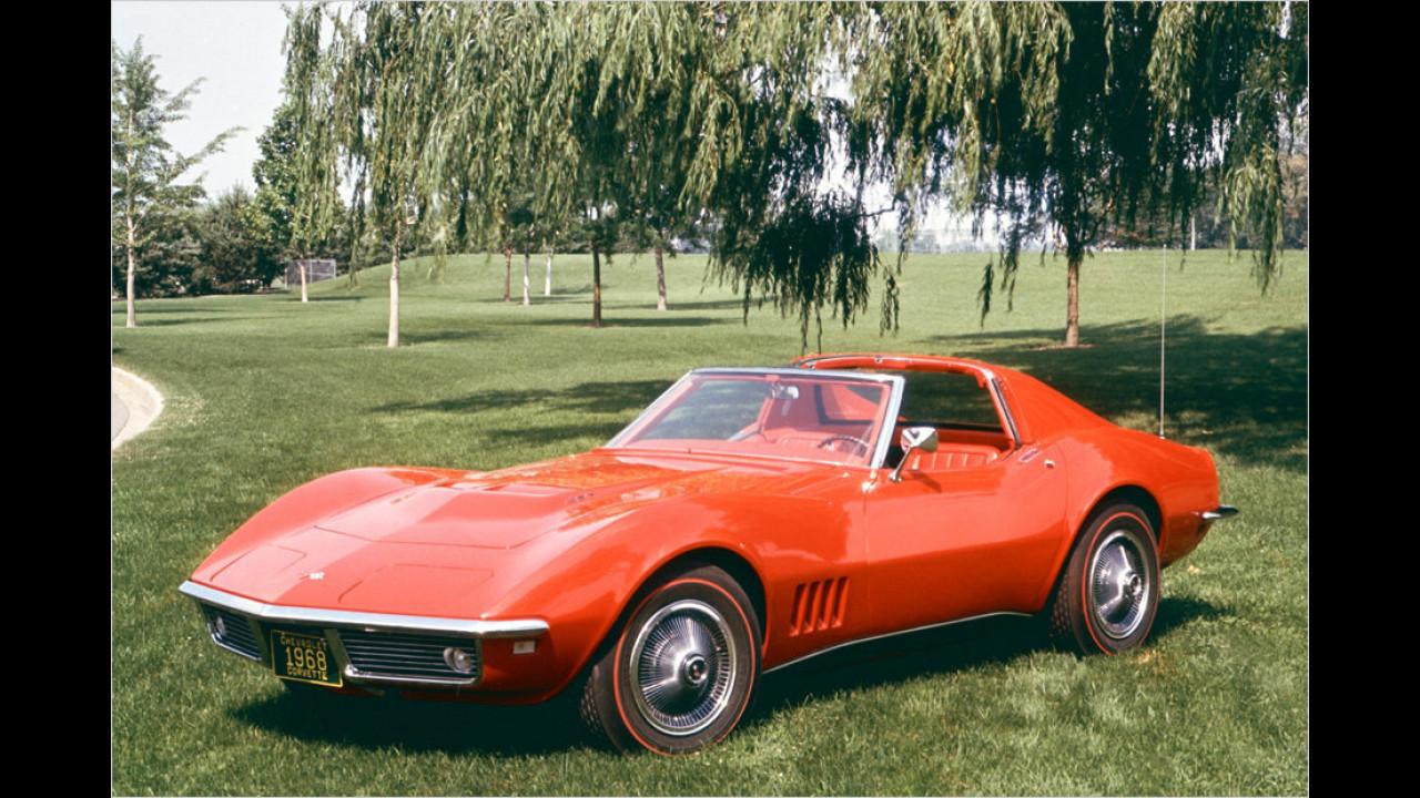 Corvette C3 (1968)