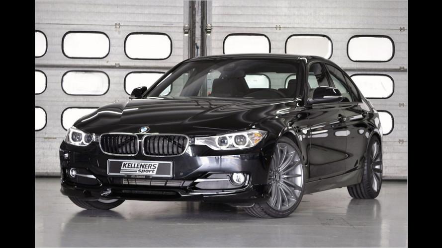 Mehr Schärfe für den BMW 3er