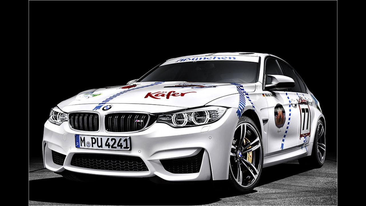 BMW M3 ,Münchner Wirte