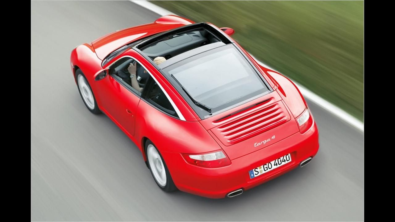 Porsche 911 Targa (997; 2006-2012)