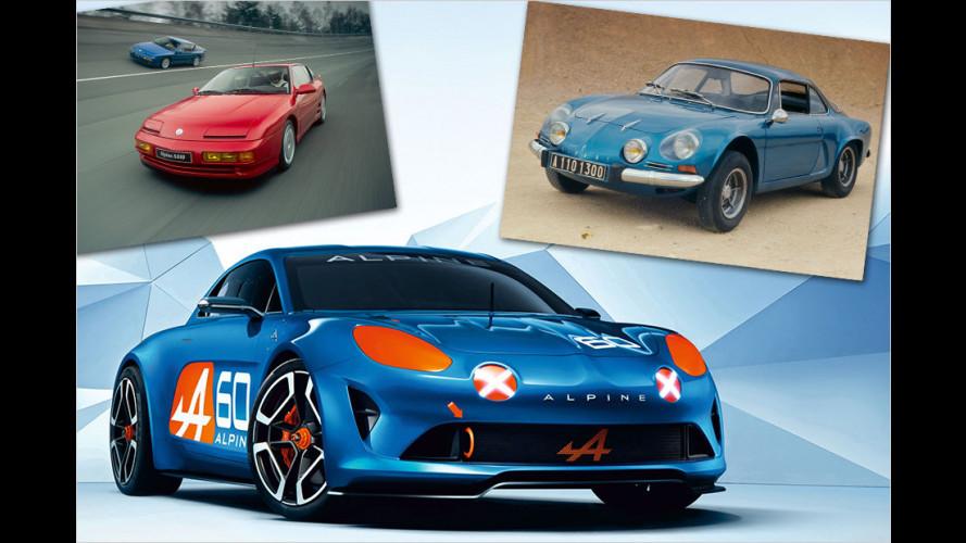 Renault Alpine: Die größten Hits