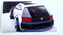 Yeni Peugeot 205 GTI - Gilles Vidal
