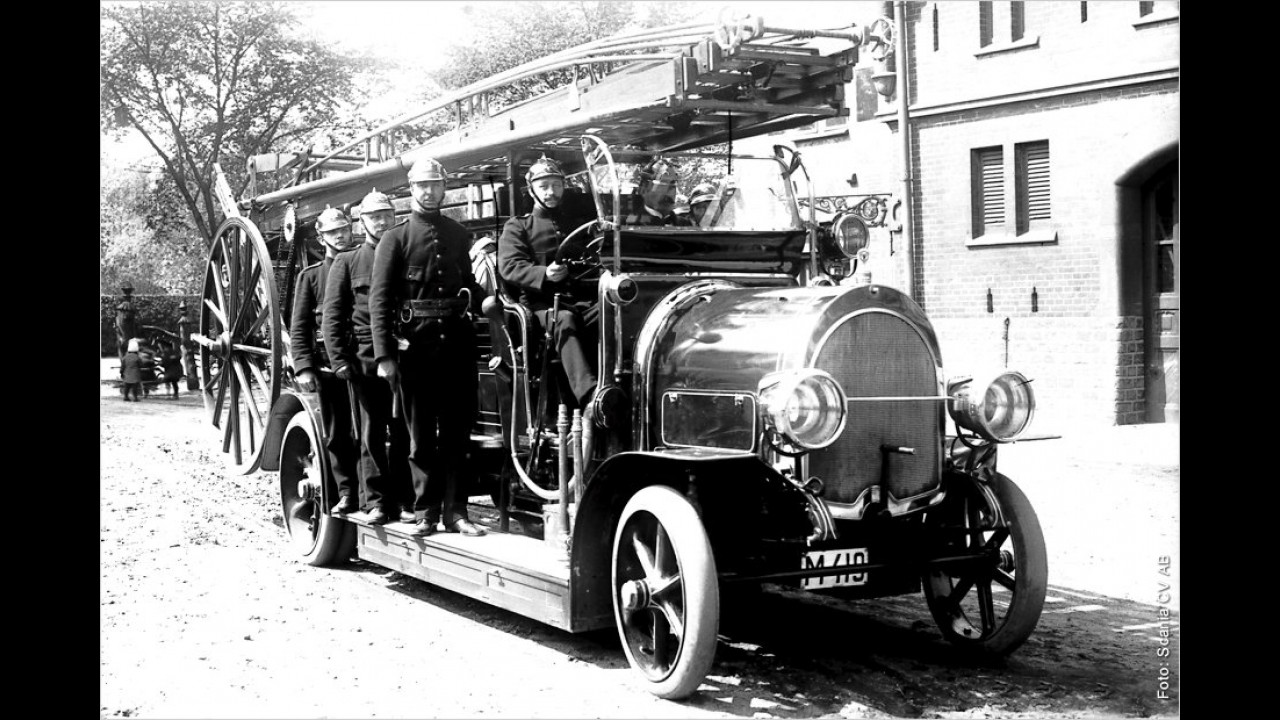 Scania-Vabis 1911