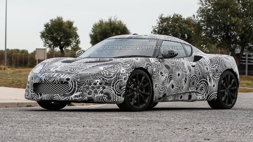 Lotus Evora facelift spied ahead of Geneva debut next month