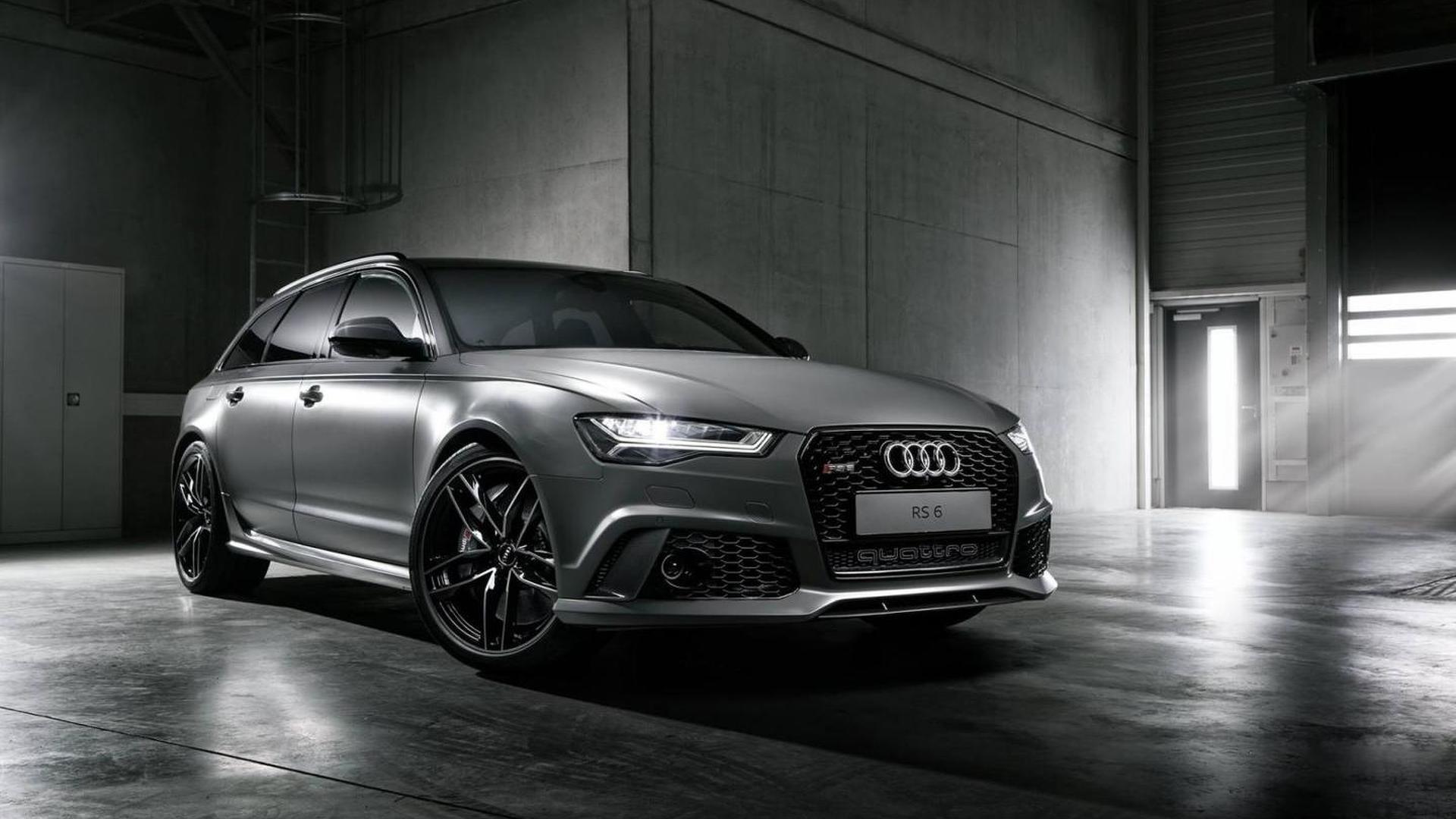 Универсал Audi RS6 Avant от Audi Exclusive