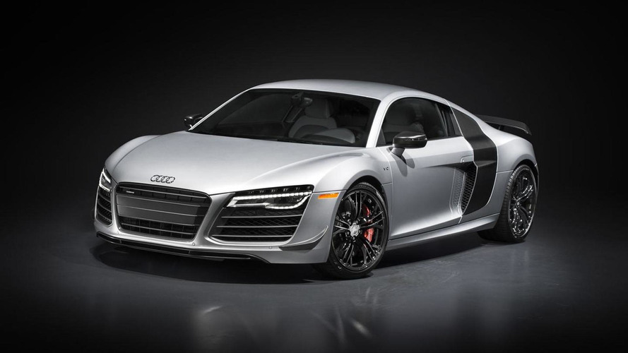 Audi R8 Competition unveiled, is their most powerful production model ever