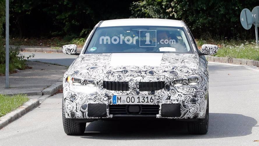 Fotos espía BMW Serie 3 2018